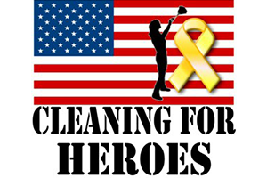 Swept Away Cleaning For Heroes