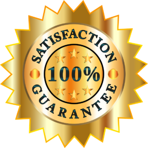 cleaning service satisfaction guaranteed